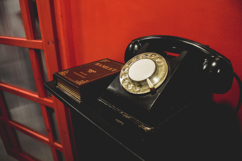 Telefonas būdelėje paskambinti